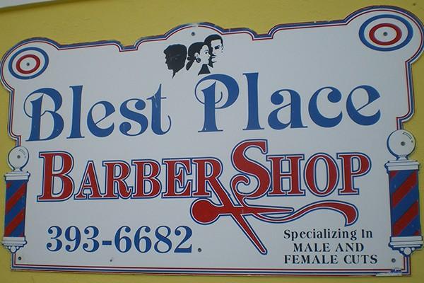 Blest Place Barbershop
