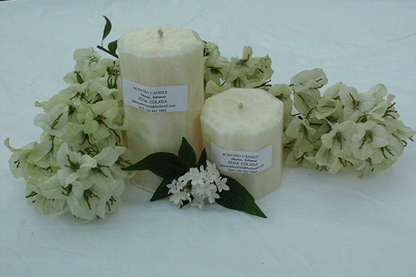 Candle Handicraft
