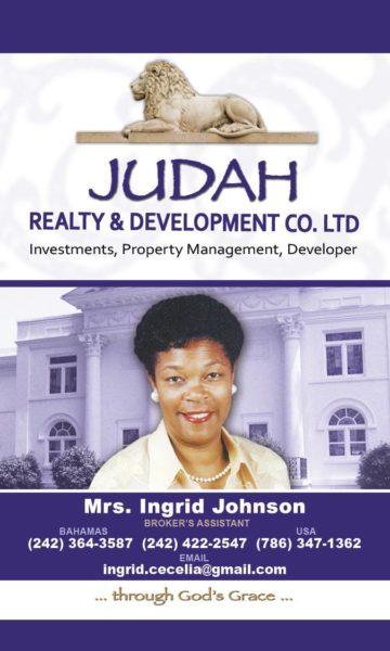 Judah Realty & Development Co. Ltd