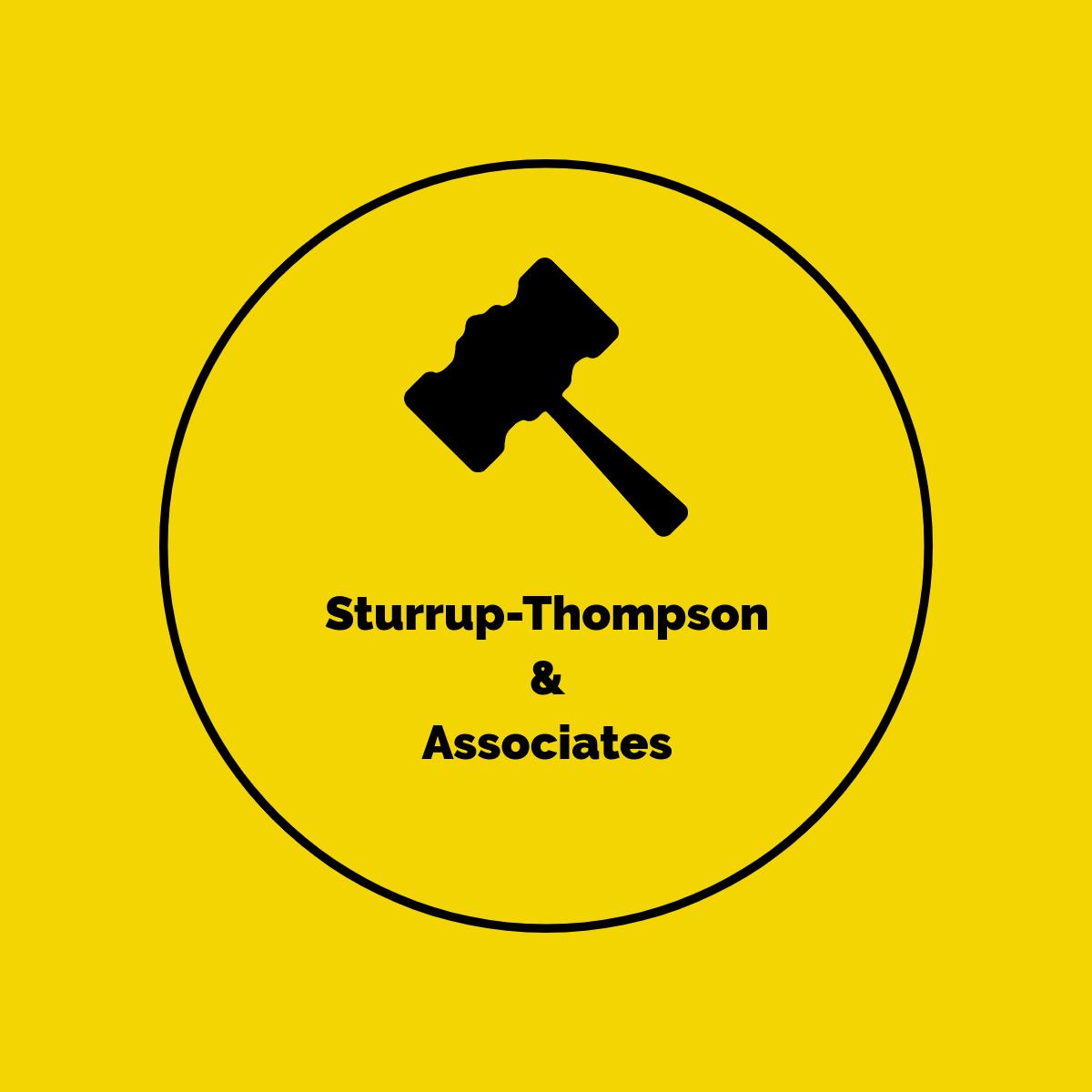 Sturrup-Thompson & Associates
